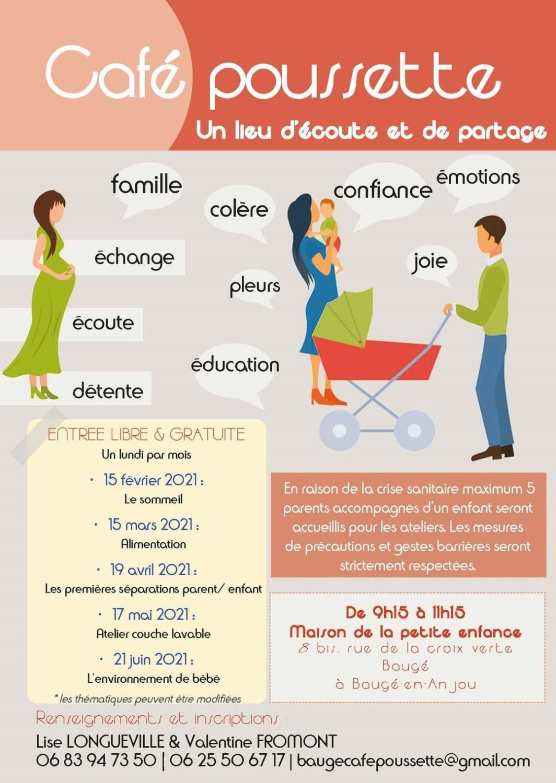 Café Poussette 15 mars