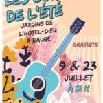 Concerts de l'été